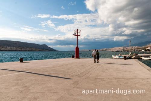 Apartmani Duga - Pag, Croatia